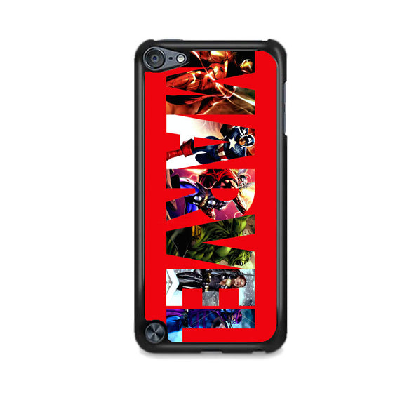 Marvel iPod 5 Case | Frostedcase