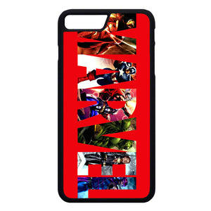 Marvel iPhone 7 Plus Case | Frostedcase