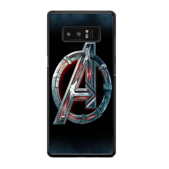 Marvel Logo Desaign Samsung Galaxy Note 8 Case | Frostedcase