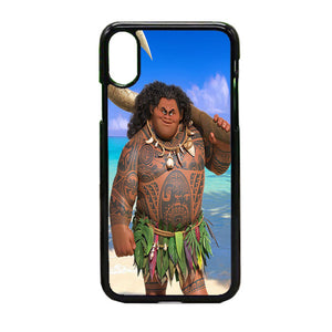 Maui iPhone X Case | Frostedcase