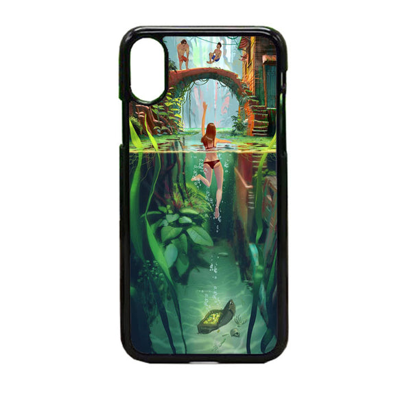 Mehrdad Isvandi iPhone X Case | Frostedcase