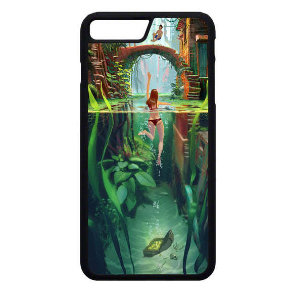 Mehrdad Isvandi iPhone 7 Plus Case | Frostedcase