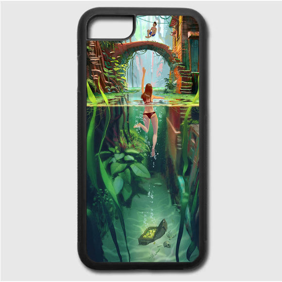 Mehrdad Isvandi iPhone 7 Case | Frostedcase