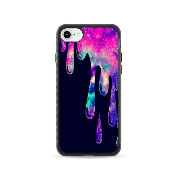Melting Galaxy iPhone 8 Case | Frostedcase