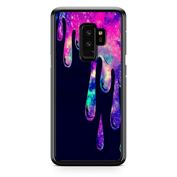 Melting Galaxy Samsung Galaxy S9 Plus Case | Frostedcase