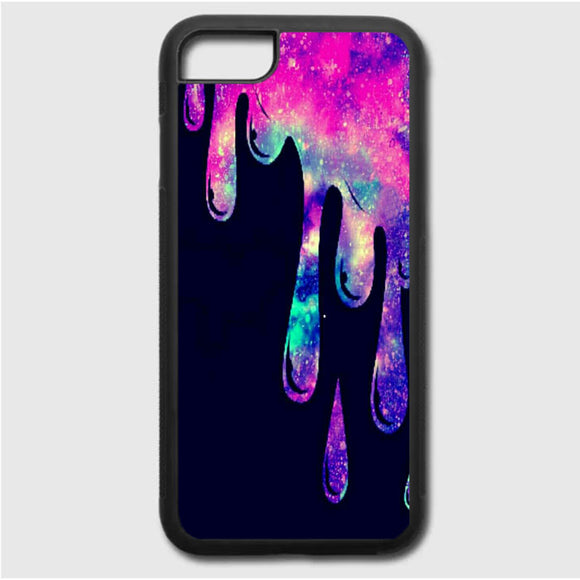 Melting Galaxy iPhone 7 Case | Frostedcase