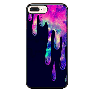 Melting Galaxy iPhone 8 Plus Case | Frostedcase
