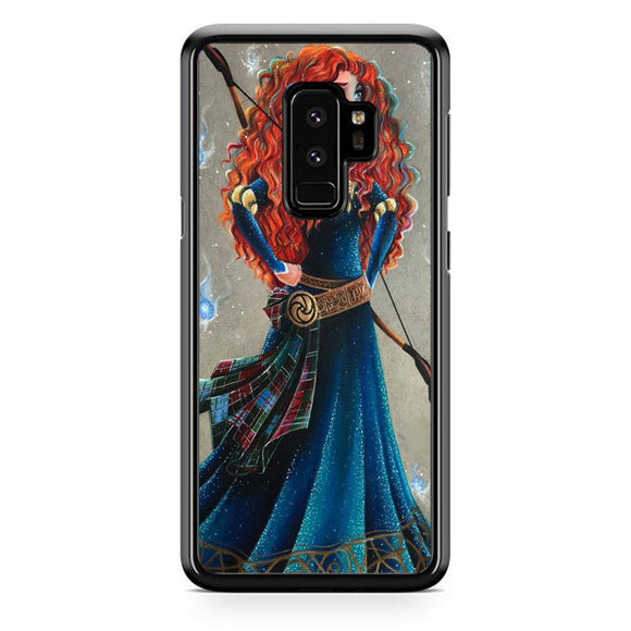 Merida Disney Samsung Galaxy S9 Plus Case | Frostedcase