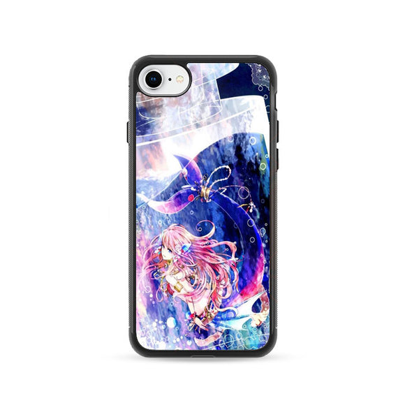 Mermaid Anime iPhone 8 Case | Frostedcase