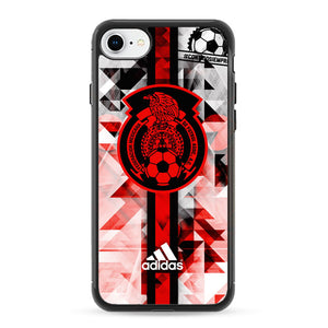 Mexico Soccer iPhone 8 Case | Frostedcase