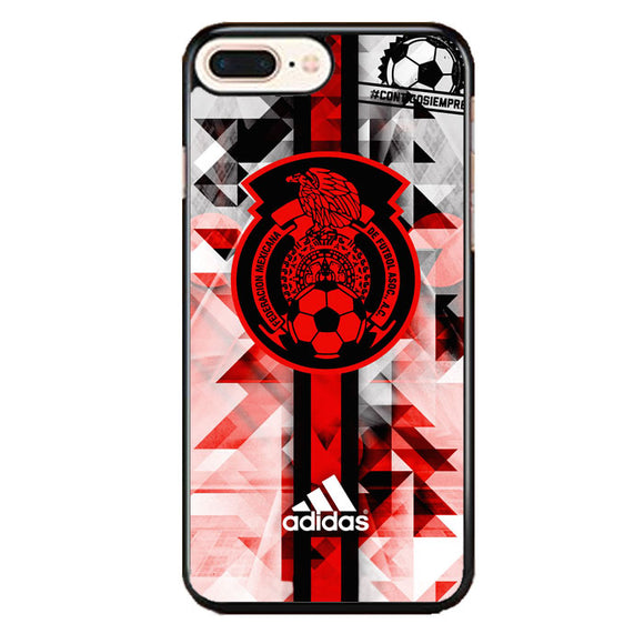 Mexico Soccer iPhone 8 Plus Case | Frostedcase