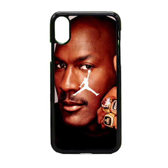 Michael Jordan iPhone XS Case | Frostedcase