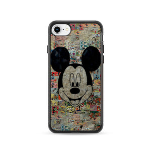 Micky Mouse Mozaik iPhone 8 Case | Frostedcase