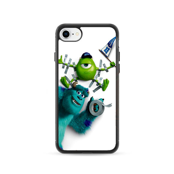 Mike And Sulley Monsters University iPhone 8 Case | Frostedcase
