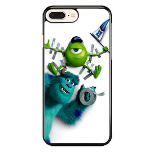 Mike And Sulley Monsters University iPhone 8 Plus Case | Frostedcase