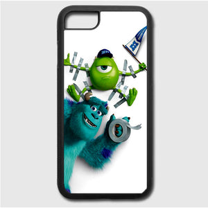 Mike And Sulley Monsters University iPhone 7 Case | Frostedcase