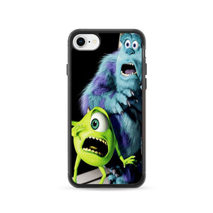 Mike Wazowski And Sulley iPhone 8 Case | Frostedcase