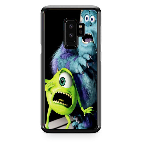 Mike Wazowski And Sulley Samsung Galaxy S9 Plus Case | Frostedcase