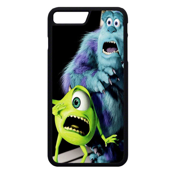 Mike Wazowski And Sulley iPhone 7 Plus Case | Frostedcase