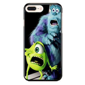 Mike Wazowski And Sulley iPhone 8 Plus Case | Frostedcase