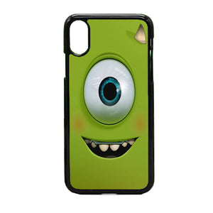 Mike Wazowski iPhone X Case | Frostedcase