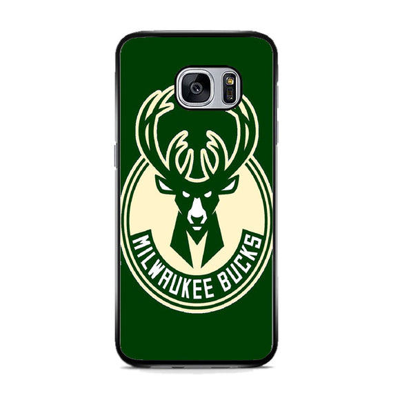 Milwaukee Bucks Green Samsung Galaxy S7 Case | Frostedcase