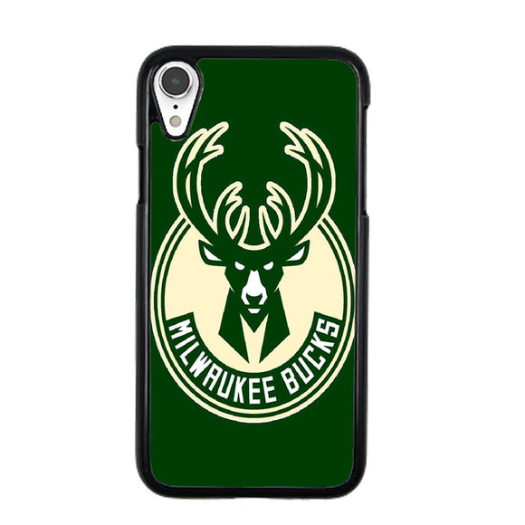 Milwaukee Bucks Green iPhone XR Case | Frostedcase