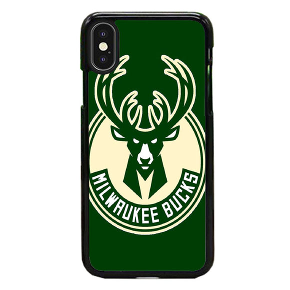 Milwaukee Bucks Green iPhone XS Max Case | Frostedcase