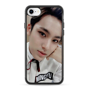 Mingyu Seventeen iPhone 8 Case | Frostedcase
