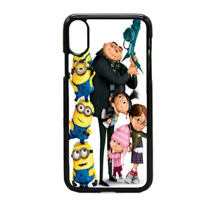 Minions Despicable Me iPhone X Case | Frostedcase