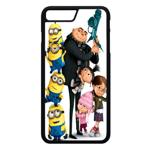 Minions Despicable Me iPhone 7 Plus Case | Frostedcase