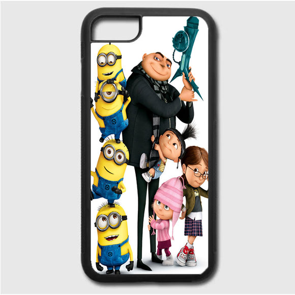 Minions Despicable Me iPhone 7 Case | Frostedcase