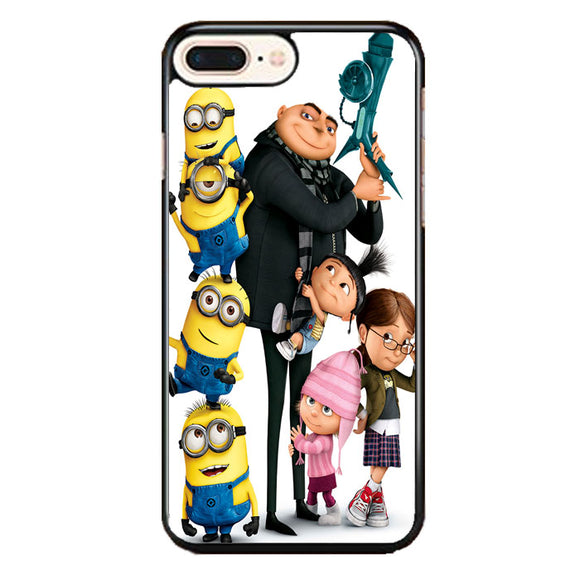 Minions Despicable Me iPhone 8 Plus Case | Frostedcase