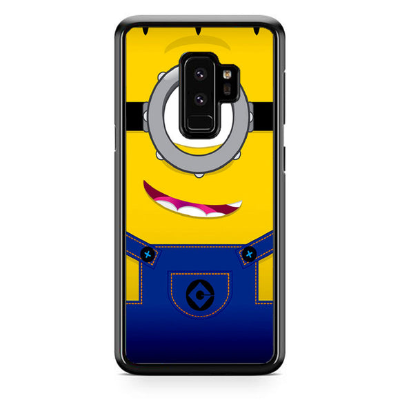 Minions Samsung Galaxy S9 Plus Case | Frostedcase