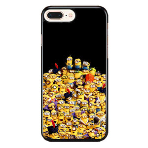 Minions And Friends iPhone 7 Plus Case | Frostedcase
