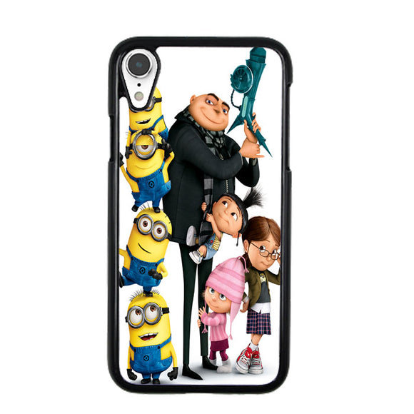 Minions Despicable Me iPhone XR Case | Frostedcase