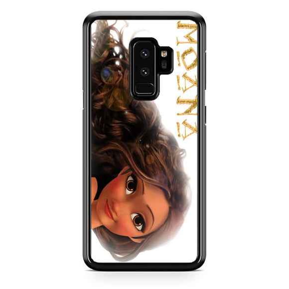 Moana Disney Samsung Galaxy S9 Plus Case | Frostedcase