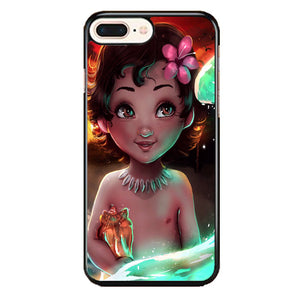 Moana Fanart iPhone 8 Plus Case | Frostedcase