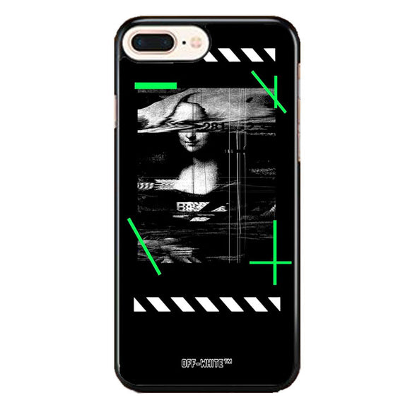off white iphone 8 plus case