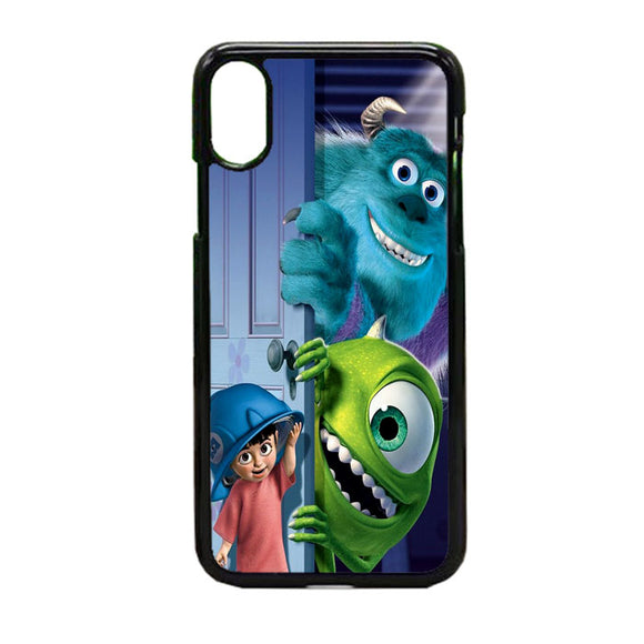 Monster Inc iPhone X Case | Frostedcase