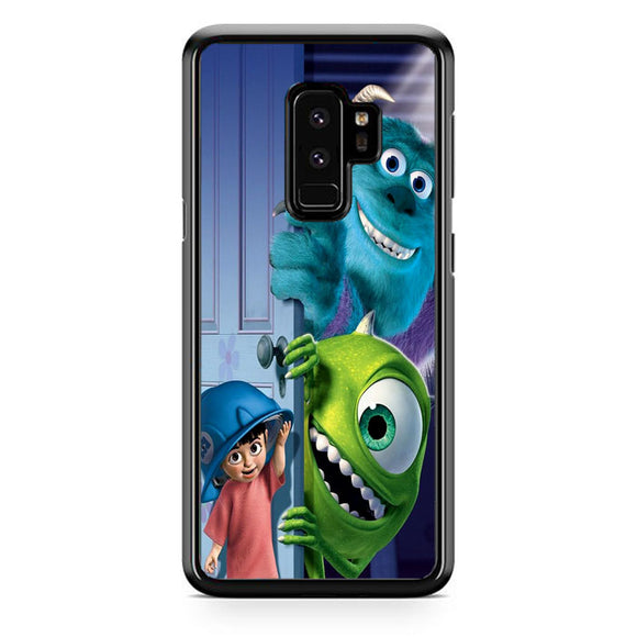 Monster Inc Samsung Galaxy S9 Plus Case | Frostedcase