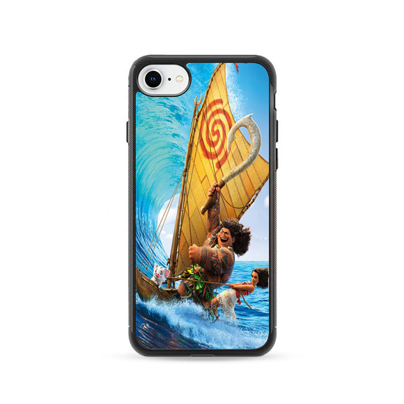Mooana Poster iPhone 8 Case | Frostedcase