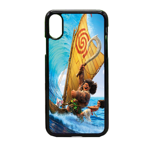 Mooana iPhone X Case | Frostedcase