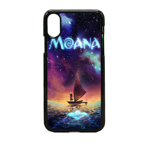 Mooana Of Night iPhone X Case | Frostedcase