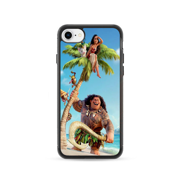 Mooana Of Night iPhone 8 Case | Frostedcase