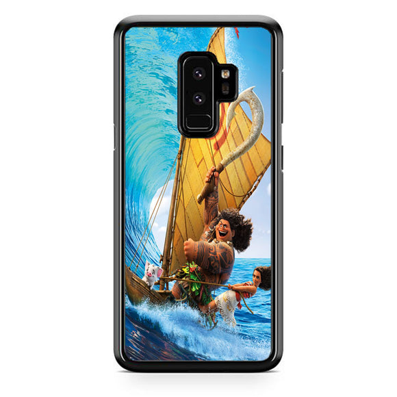 Mooana Samsung Galaxy S9 Plus Case | Frostedcase