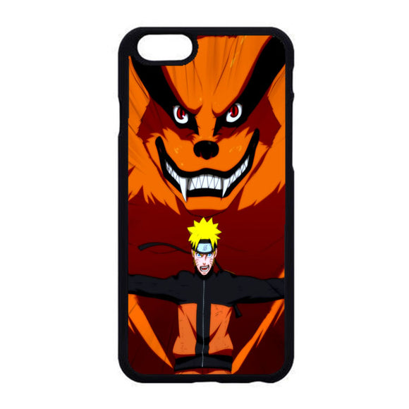 Naruto Bijuu Mode Perfect iPhone 6|6S Case | Frostedcase