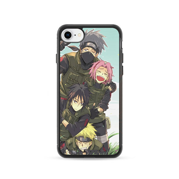 Naruto iPhone 8 Case | Frostedcase