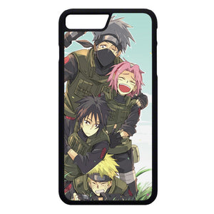 Naruto iPhone 7 Plus Case | Frostedcase
