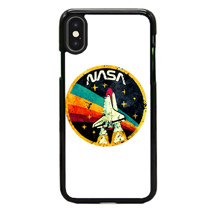 Nasa Asteroid Galaxy White iPhone XS Max Case | Frostedcase